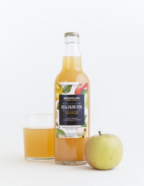 Ябълков сок  500мл.
